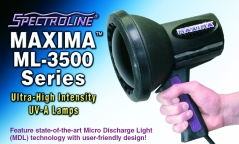 Maxima Ultra-High Intensity UV-A Lamp